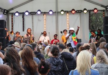 Ras Jahknow Live @ St Kilda Festival 2017